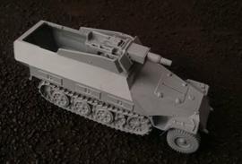 251/Ausf D Late Stummel - 1/56 Scale