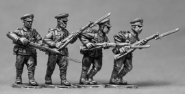 BEF Riflemen Advancing (BEF07)