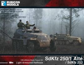 SdKfz 250/1 Alte / SdKfz 253