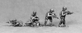 Bundeswehr Fireteam Command and Support (BUNDE1)