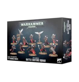 Battle Sisters Squad / Dominions & Celestians