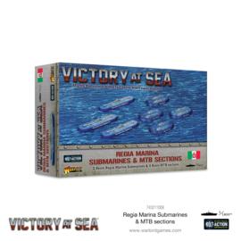 Pre-order: Regia Marina Submarines & MTB sections