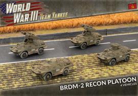 PRE ORDER: BRDM-2 Recon Platoon (Plastic)