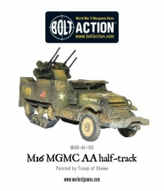M16 MGMC AA half-track