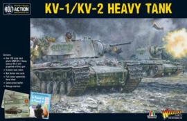 KV1/2 Plastic + 8 tank riders