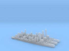 Clemson - Destroyer - 1:1800