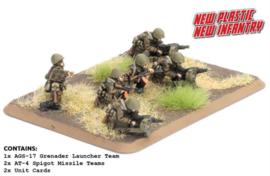 Motor Rifle Heavy Weapons (Plastic)