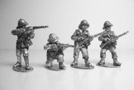 Italian Army Riflemen Advancing/Loading (ITI2)
