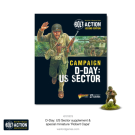 Pre -order: D-Day :The US Sector campaign book