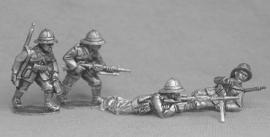 Italian Army LMG Teams with Breda 30's (ITI5)