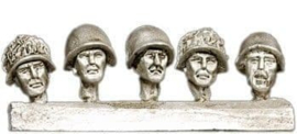 Russian Heads with Helmets (CWR05)