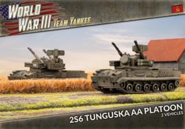 2S6 Tunguska AA Platoon