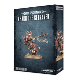 World Eaters Khârn the Betrayer