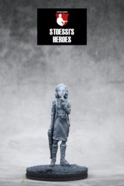 "French Resistance  SOE – Nancy Wake ""White Mouse"""