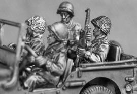 US Army Jeep Crew (GI11)