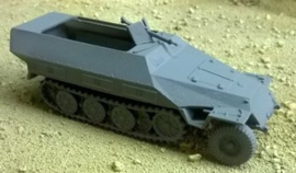 251/Ausf D - 1/56 Scale