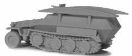 251/7 Pioneer Wagon Ausf C - 1/56 Scale