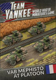 VAB Mephisto Anti Tank Platoon