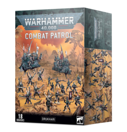 Combat Patrol: Drukhari