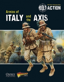 Armies of Italy and Axis + mini