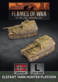 Pre-order: Elefant Tank-Hunter Platoon