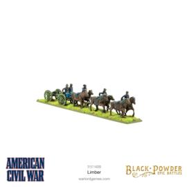 Pre-order: American Civil War Limber