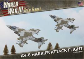PRE ORDER: AV-8 Harrier Attack Flight (Plastic)