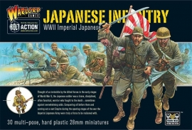 Japanse infantry (plastic)