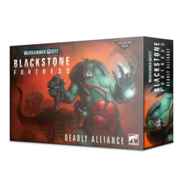 Warhammer Quest Blackstone Fortress – Deadly Alliance