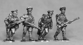 BEF Riflemen Advancing (BEF03)