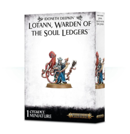 Lotann, Warden of the Soul Ledgers