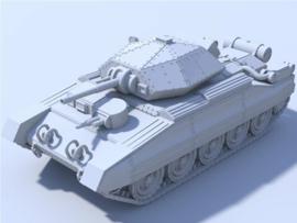 Crusader MK I & II - 1/56 Scale