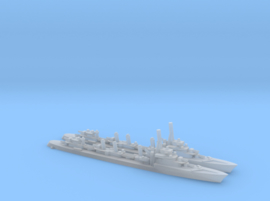 Guepard - Destroyer - 1:1800