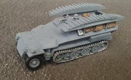 251/7 Pioneer Wagon Ausf D - 1/48 Scale
