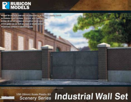 Industrial Walls Set