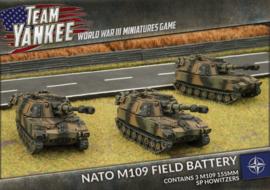 NATO M109 Field Battery (x3)