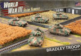 PRE ORDER: Bradley Troop (Plastic)