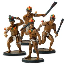 Native Warriors Unit