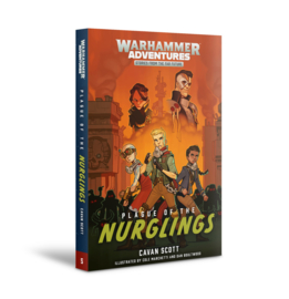 Plague of the Nurglings: Book 5 (Paperback)