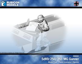 SdkFz 250/251 MG Gunner