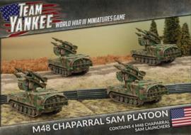 M48 Chaparral Battery