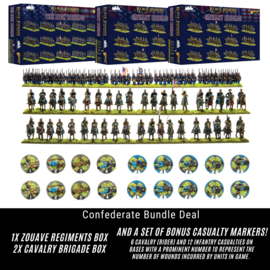 Pre-order: Epic Battles: American Civil War - The Confederate Bundle