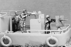 US Navy PBR Crew