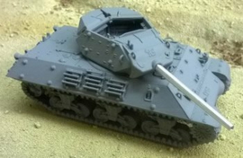 M10 Wolverine Tank Destroyer - 1/56 scale
