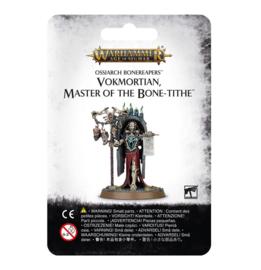 Vokmortian, Master of the Bone-tithe