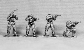 Modern Soldiers with M1 Helmets (UN01A M1 HEADS)