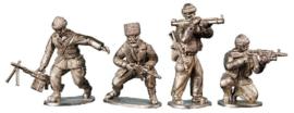 Chechen Infantry Advancing/Firing (CWC06)