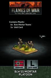 8cm SS Mortar Platoon