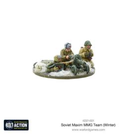 Soviet Maxim MMG team (Winter)