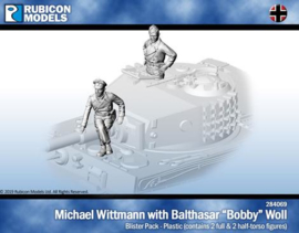 "Michael Wittmann & Balthazar ""Bobby"" Woll"